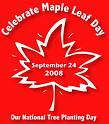 maple leaf day 2008