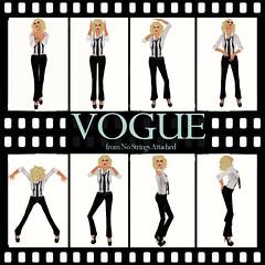 'NSA' - Vogue (for The Deck celebration)