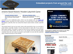 Embedded Projects Article
