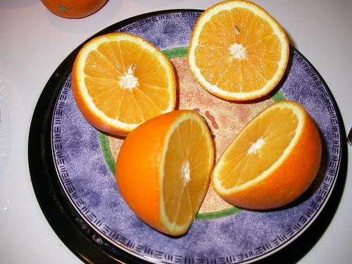Juicing an Orange