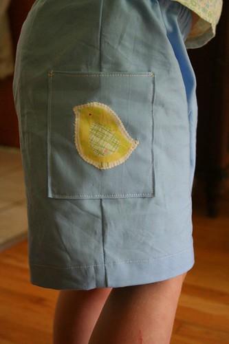 Birdie Shorts
