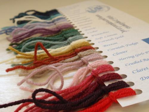 frangipani colorcard