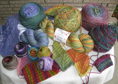 Yarn Collection Apr10