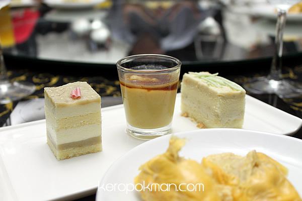 Durian Desserts.....