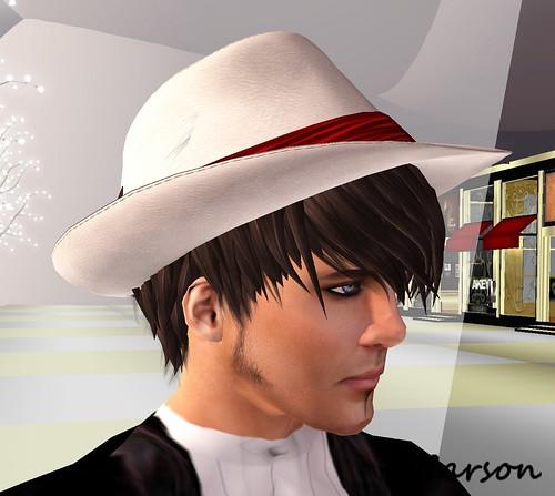 Couture Chapeau & The Prop Shop  Sinatra Hat
