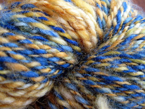 Ravenclaw Handspun by you.
