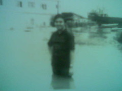 Sibu flood long long ago