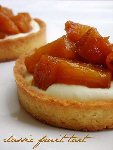 quick classic fruit tart