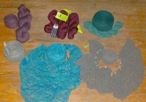 Lace Knitting Yarn