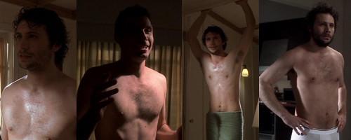 Jeremy Sisto Shirtless