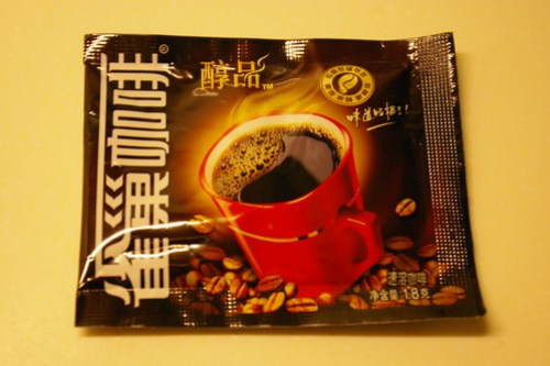 Nescafe in Chinese