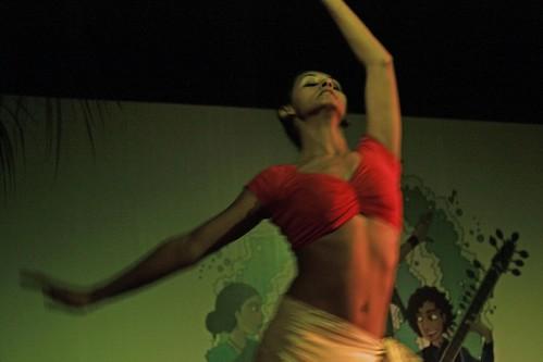 Dancer, Mumbai Festival