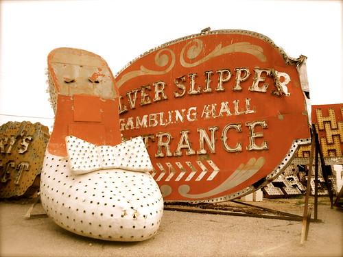 5 Ton Silver Slipper