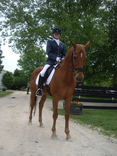 Christy Rettger dressage trainer