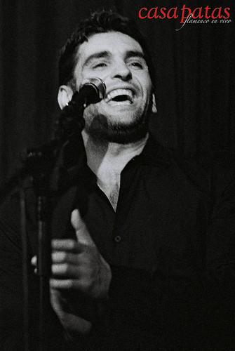 Ismael Fernández en Casa Patas. Foto: Martín Guerrero
