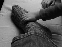 Mommy's Foot