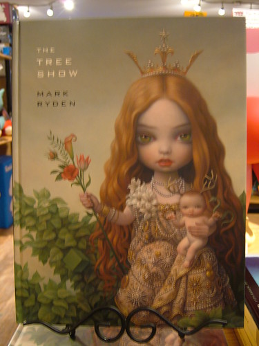 the tree show mark ryden