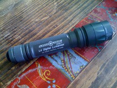Surefire flashlight