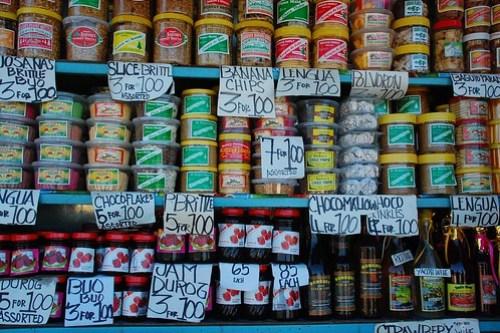 Pasalubong Shopping in La Trinidad Benguet