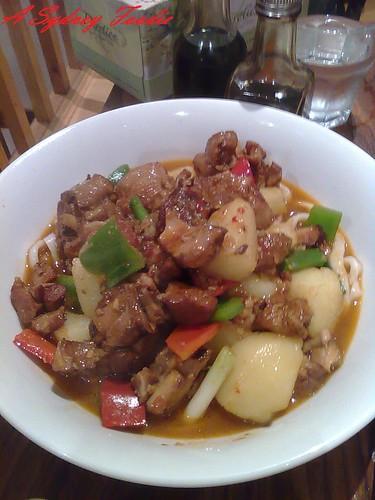 glebe noodle house - noodle hot pot