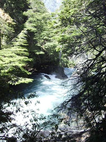Cascadas de los Alerces