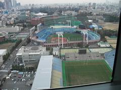 オラクル新オフィスからの眺望