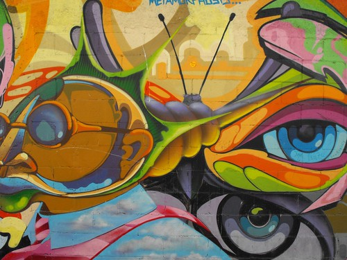 Amazing Turk Street Mural 9
