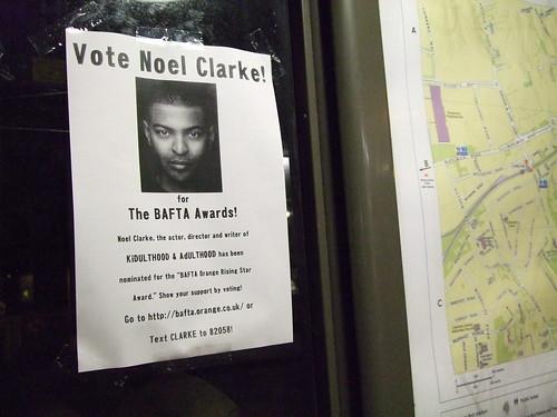 Vote Noel Clarke