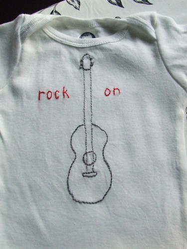 rock on onesie full picture