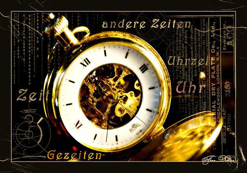 Zeit - Uhrzeit - Uhr