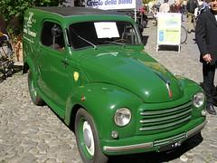 """Fiat 500 """"Topolino"""" Furgone"""