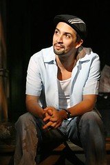 In the Heights on Broadway at the Richard Rodg...