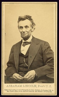 Abraham Lincoln, Pres't U.S. (LOC)