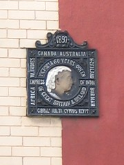 Queen Victoria Plaque, Redcar