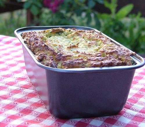 vegetarian cake -sformatino vegetariano