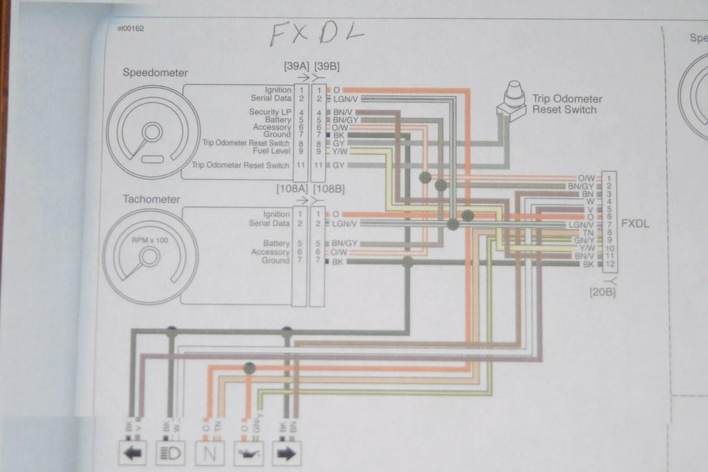 dyna s wiring diagram window ac tach added to a fxd - harley davidson forums