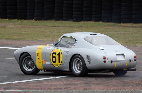 Ferrari 250 gt SWB by Martin  Vincent.