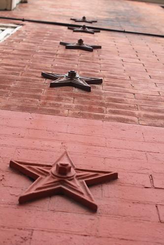 Stars and bricks forever