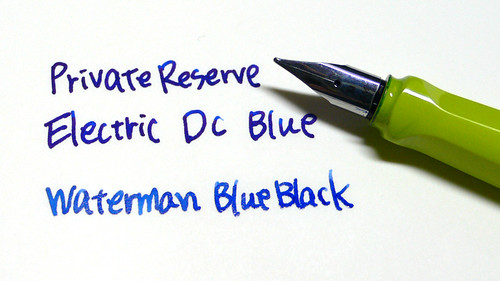 Private Reserve/Electric DC Blue