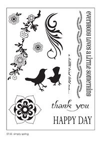 Wanna win this stamp set from Tinkering Ink?