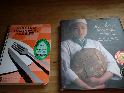 Challah - Two cookbooks