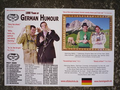 One Thousand Years of German Humour with Henni...