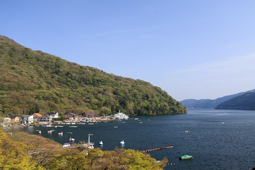 Lake Ashi from Togendai