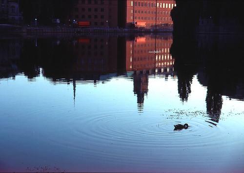 Rosenbad, Stockholm, 1983