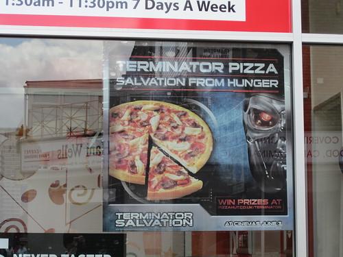 terminator pizza hut