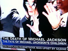 The Death of Michael Jackson