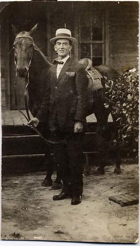 M.R. JONES, CIRCUIT RIDER