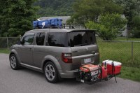 Perfect Roof Racks for Honda Element 2011