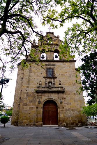 Templo de Nuestra Señora de Aranzazú Centro Guadalajara Jalisco Mexico