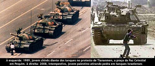 Tanques de Guerra por você.